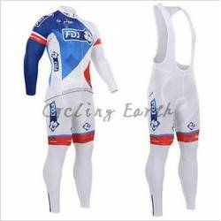 FDJ 2015 EQUIPACION INVIERNO WINTER THERMAL