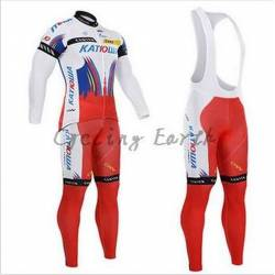 KATUSHA 2015 EQUIPACION INVIERNO WINTER THERMAL