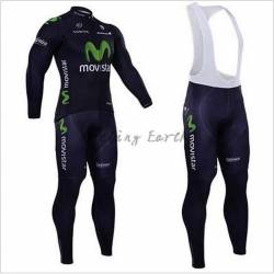 MOVISTAR 2015 EQUIPACION INVIERNO WINTER THERMAL
