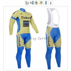 SAXO BANK 2015 EQUIPACION INVIERNO WINTER THERMAL