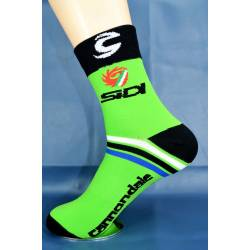 Cannondale 2017 calcetines de ciclismo