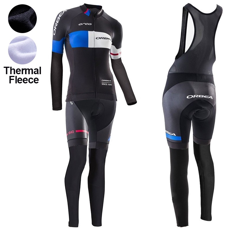 Ropa ciclismo mujer orbea